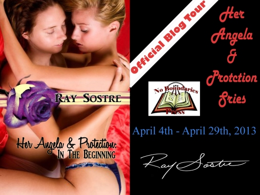 Her Angela & Protection Series Blog Tour