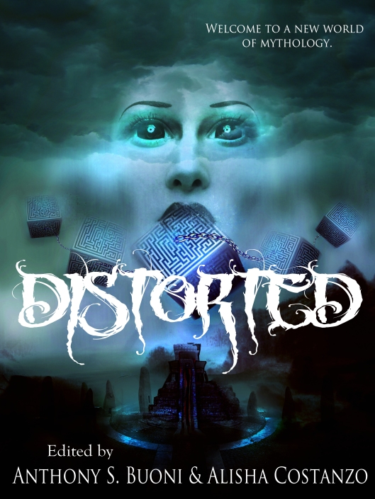 Official Distorted Cover