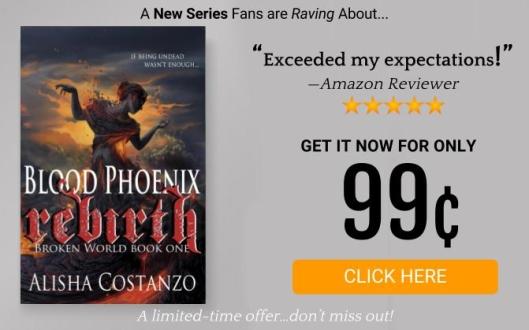 Rebirth 99 cent Promo